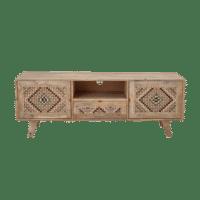 Bloomingville - Bloomingville – Celest Sideboard, Natur - L140xH50xW40 cm