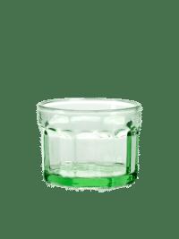 SERAX - SERAX – Trinkglas Small Grün Fish&Fish, 16cl - D8 x H6 cm