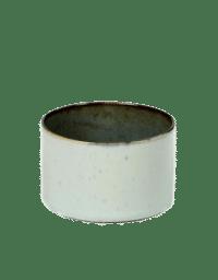 ANITA LE GRELLE - SERAX - ANITA LE GRELLE –  Becher Zylinder Niedrig, Light Blue/Smokey Blue - D7,5 x H7,5 CM