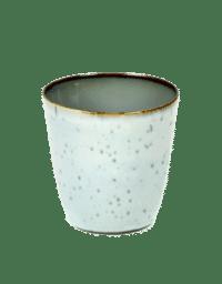 ANITA LE GRELLE - SERAX - ANITA LE GRELLE –  Becher Small, Light Blue/Smokey Blue - D7 x H7,5 CM