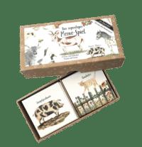 """BRIGITTE BALDRIAN - Memo-Spiel """"Am Bauernhof"""" - 24 handgemalte Kartenpaare"""