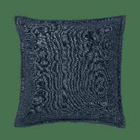 BUNGALOW - Kissenhülle – Linen Midnight - 100% Leinen