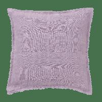 BUNGALOW - Kissenhülle – Lilac Rose - 100% Leinen