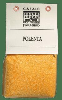 CASALE PARADISO - Polenta classica - Klassiche Polenta aus Maisgrieß