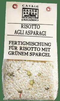 CASALE PARADISO - Risotto agli asparagi - Risotto mit grünem Spargel