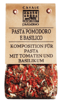 CASALE PARADISO - Pasta pomodoro e basilico - Gewürzmischung für Nudeln