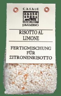CASALE PARADISO - Risotto al limone - Risotto mit Zitrone