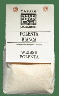 CASALE PARADISO - Polenta bianca - Weisse Polenta