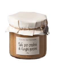 Cascina San Giovanni - Cascina San Giovanni – Patè per crostini di funghi porcini - Aufstrich mit Steinpilzen