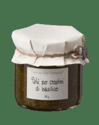 Cascina San Giovanni - Cascina San Giovanni – Patè per crostini di basilico - Aufstich mit Basilikum