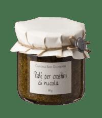 Cascina San Giovanni - Cascina San Giovanni – Patè per crostini di rucola - Aufstrich mit Rucola