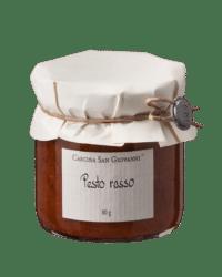 Cascina San Giovanni - Cascina San Giovanni – Pesto Rosso - Pesto aus sonnengetrockneten Tomaten