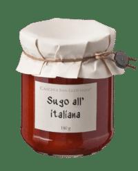 Cascina San Giovanni - Cascina San Giovanni – Sugo all'italiana - Tomatensauce mit Schalotten