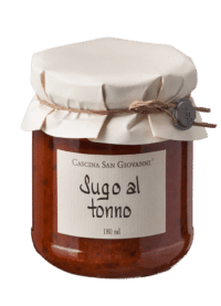 Cascina San Giovanni - Cascina San Giovanni – Sugo al tonno - Tomantensauce mit Thunfisch