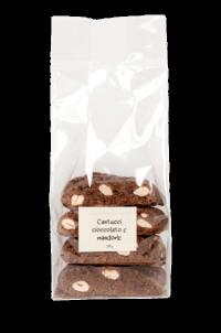Cascina San Giovanni - Cascina San Giovanni – CANTUCCI mit Schokolade & Mandeln - Italienisches Mandelgebäck