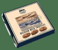 STARBROOK AIRLINES - Belgische Trüffel - Schokoladentrüffel mit 35% Kakao und Vanille