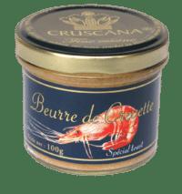 CRUSANA - Garnelenbutter - aus Frankreich