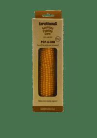 ZARAMAMAS - Pop a Cob – Golden Butter - Popocorn mit Buttergeschmack