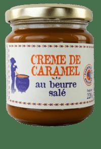 LA MAISON D'ARMORINE - Creme de Caramel au beurre salé - Butterkaramellcreme mit Meersalz aus Guérande