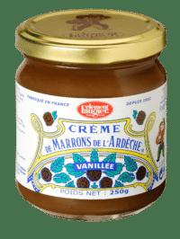CLEMÉNT FAUGIER - Créme de Marrons de L'Ardèche - Maronencreme