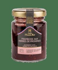 MAISON FRANCIS MIOT - Himbeeren & Kräuter der Provence - Confit aus Frankreich