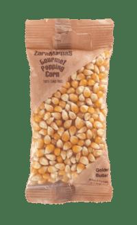 ZARAMAMAS - Golden Butter – Pop Corn - Popcorn mit Buttergeschmack