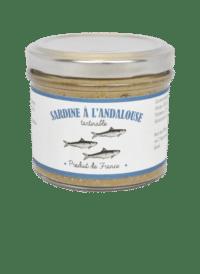 BEAUHARNAIS - CARLANT - Sardinenaufstrich - aus Frankreich