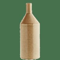 MADAM STOLTZ - Vase – Beige