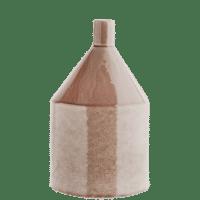 MADAM STOLTZ - Vase – Hellrosa
