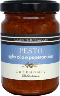 GREENOMIC - Greenomic Pesto – Aglio Olio e Peperoncino