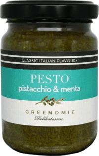 GREENOMIC - Greenomic Pesto – Pistazie & Minze