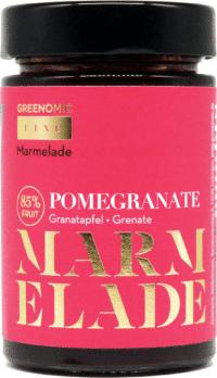 GREENOMIC - Greenomic – Granatapfel Marmelade 85% Fruit