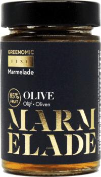 GREENOMIC - Greenomic – Oliven Marmelade 85% Fruit