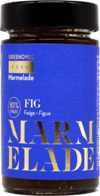 GREENOMIC - Greenomic – Feigen Marmelade 85% Fruit