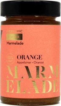 GREENOMIC - Greenomic – Orangen Marmelade 85% Fruit