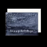 LEO LA DOUCE - Happy Holidays - Grußkarte mit Kuvert