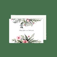 LEO LA DOUCE - Grußkarte – Alle Gute zur Hochzeit - mit Kuvert