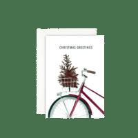 LEO LA DOUCE - Christmas Greetings - Grußkarte mit Kuvert