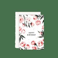 LEO LA DOUCE - Grußkarte – Happy Birthday - mit Kuvert