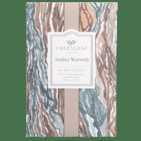 GREENLEAF - Duftsachet – Amber Warmth