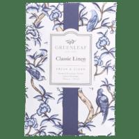 GREENLEAF - Duftsachet – Classic Linen