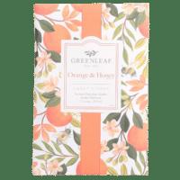 GREENLEAF - Duftsachet – Orange & Honey