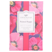 GREENLEAF - Duftsachet – Painted Poppy