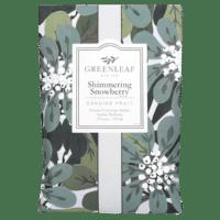 GREENLEAF - Duftsachet- Shimmering Snowberry