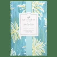 GREENLEAF - Duftsachet – Spa Springs