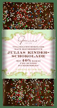 Gmeiner - Gmeiner Schokolade – Julias Kinderschokolade - mit 40% Kakao