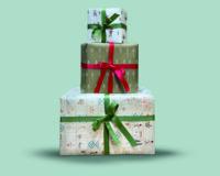- Geschenkverpackung