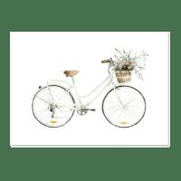 LEO LA DOUCE - Kunstdruck – Bicycle Love