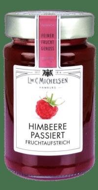 L.W.C. Michelsen - Himbeere Passiert - Feinster Manufaktur Fruchtaufstrich