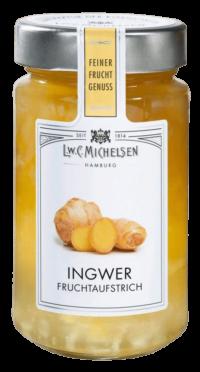L.W.C. Michelsen - Ingwer Konfiture -extra- - Feinster Manufaktur Fruchtaufstrich